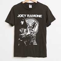 Retro Gold Vintage Ramone T-Shirt at PacSun.com
