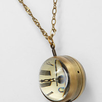 Bubble Watch Necklace | Whimsical Watch Necklace | fredflare.com | fredflare.com