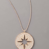 Sydney Evan - Diamond Sunburst Necklace - Bergdorf Goodman