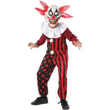 Child's Costume: Googly Eye Clown
