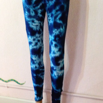 Yoga Leggings Tie Dye Leggings, Woman Clothes