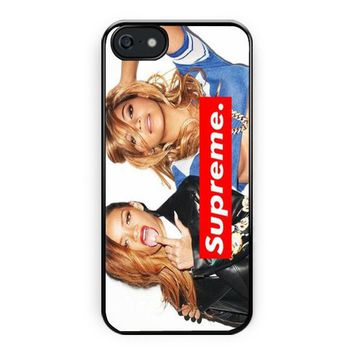 Beyonce Supreme Music Yonce iPhone 5/5S Case