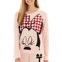 Minnie Mouse Long-Sleeve Graphic Sweatshirt