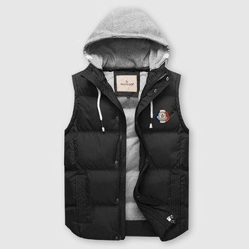 Moncler Fashion Down Vest Cardigan Jacket Coat Hoodie