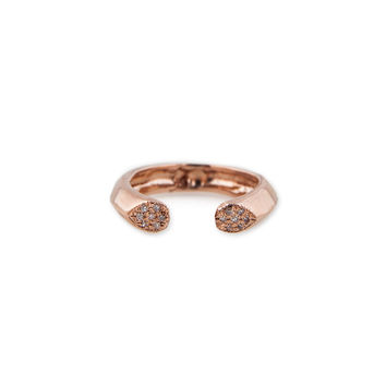 THICK BARBELL RING