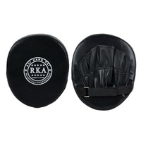 Boxing Mitt Training Target Focus Punch Pad Glove MMA Karate Muay Kick Kit B5U  D_L = 1713103748