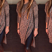 The Toffee Mocha Top