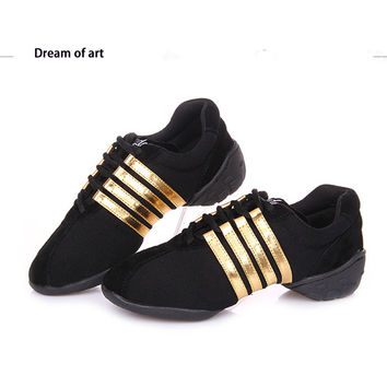Jazz Dance Shoes Sneakers Woman Sport Shoes Modern Dance Jazz Shoes Freeshipping