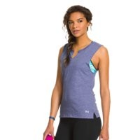 Under Armour Women's Charged Cotton Undeniable Sleeveless Crew