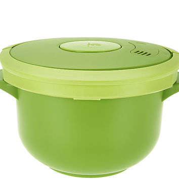 CooksEssentials 3 qt. One Touch Microwave Pressure Cooker — QVC.com