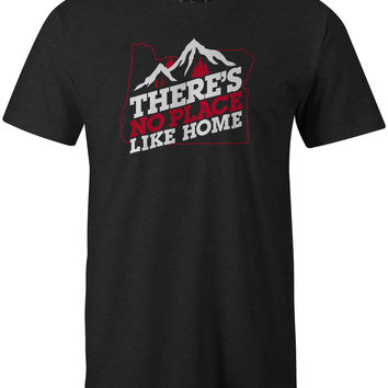 No Place Bold OR T-Shirt Charcoal Heather