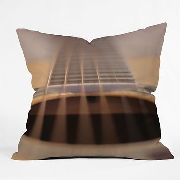 Leonidas Oxby Strum Throw Pillow