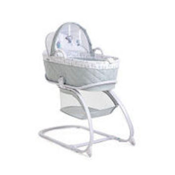 Babies R Us Keep Me Near Bassinet - Gray