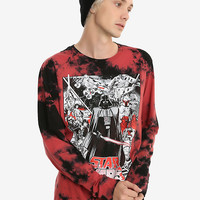 Star Wars Tie Dye Long-Sleeve T-Shirt