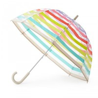 kate spade new york candy stripe umbrella