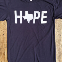 HOPE - American Apparel Tshirt