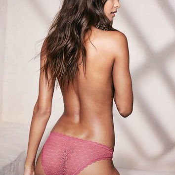 Lace Cheekini Panty - Body by Victoria - Victoria's Secret