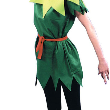 women's costume: peter pan lady