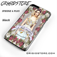 Marina And The Diamonds I Hate Everything For Iphone 6 Plus Case YG