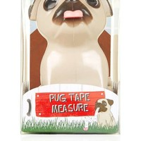 Pug Tape Measure - New In