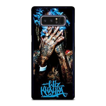 WIZ KHALIFA SMOKE Samsung Galaxy Note 8 Case