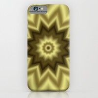 Gold Nugget iPhone & iPod Case by Eric Rasmussen