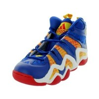 Adidas Crazy 8 Basketball Shoes - Blue/Yellow/Red (Mens) - 11