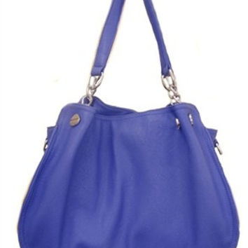 Sharon Urban Moxy Blue Concealed Carry Purse Handbag