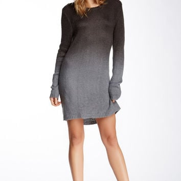 Fade Sweater Dress