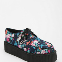 Urban Outfitters - T.U.K. Mondo Floral Creeper