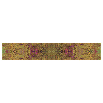 "Nikposium ""Goldenrod"" Gold Yellow Table Runner"