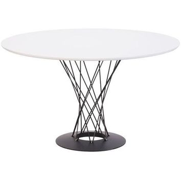 Zuo Modern Spiral 110040 Dining Table