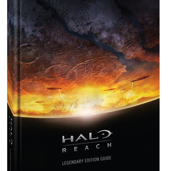 Halo: Reach - Legendary Edition Guide - Hardcover (Pre-owned)