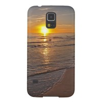 Case: Sunset by the Beach Galaxy S5 Cover