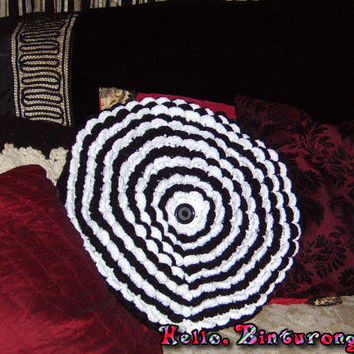 Layered Flower PIllow