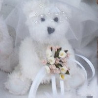 Aroma Bear  Bridal by AromaShop on Etsy