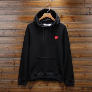 Terry Peach Loose Head Hoodies For Men And Women
