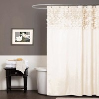 Lillian Shower Curtain - Walmart.com