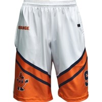 Fit 2 Win Men's Syracuse Orange Angle Stripe Lacrosse Shorts Dick's Sporting Goods