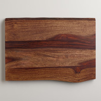 Raw Edge Cutting Board - World Market