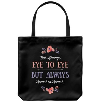 Always Heart To Heart - Tote Bag