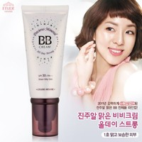 ETUDE HOUSE Precious Mineral All Day Strong BB Cream 60g - #1 Sheer Silky Skin SPF30/PA++