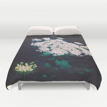 Anne's Lace Duvet Cover by DuckyB (Brandi)