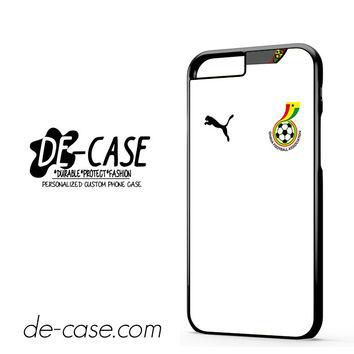Ghana Soccer Jersey For Iphone 6 Iphone 6S Iphone 6 Plus Iphone 6S Plus Case Phone Cas