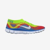 Check it out. I found this Nike Free Flyknit+ Men's Running Shoe at Nike online.