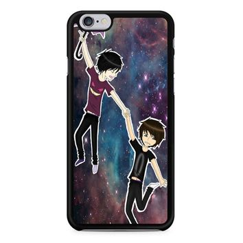 Dan And Phil Space iPhone 6/6S Case