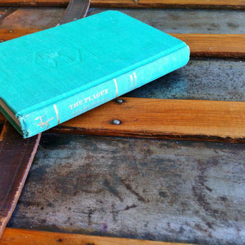 Vintage Writing Scrap Journal Notebook The by LaceBurlapDesigns