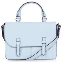 Medium Clean Satchel - Blue
