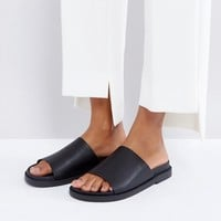 Monki Minimal Slider Sandals at asos.com