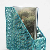 Woven Magazine Holder - Urban Outfitters